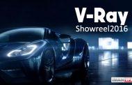 دانلود V-Ray Showreel 2016