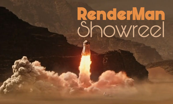 دانلود ۲۰۱۶ RenderMan Showreel