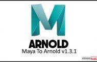 دانلود Solid Angle Maya To Arnold v1.3.1 برای Maya 2017