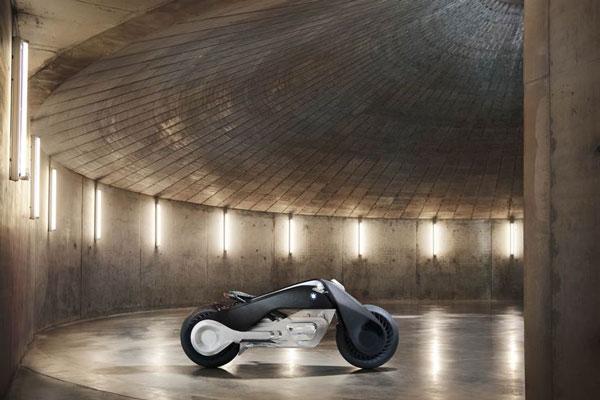 کانسپت جدید BMW Motorrad's Vision Next 100