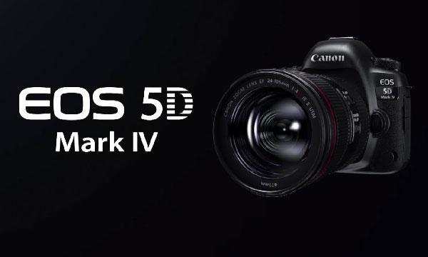 معرفی دوربین کانن 5D Mark IV
