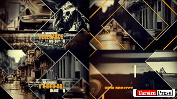 پروژه افترافکت Videohive پکیج 40