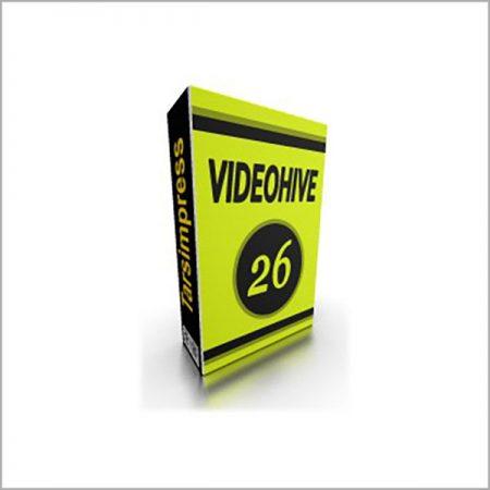 پروژه افترافکت Videohive پکیج 26
