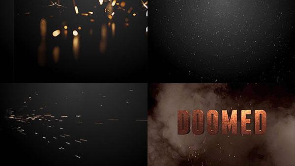 گرد و غبار سینماتیک Cinematic Dusts