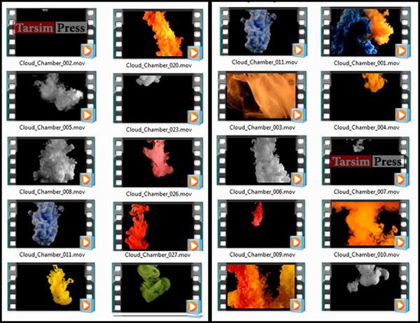 ابرهای جوهری Rampant Film Bundle