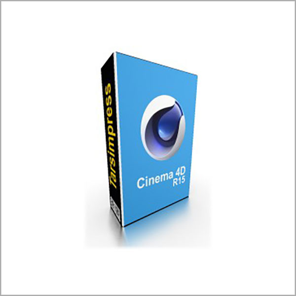 نرم افزار Cinema 4D R15