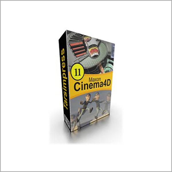 آموزش Cinema 4D پکیج 11