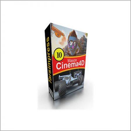 آموزش Cinema 4D پکیج 10
