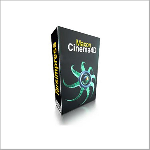 آموزش Cinema 4D پکیج 8