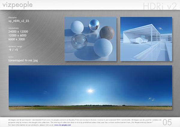 تصاویر HDRI v2