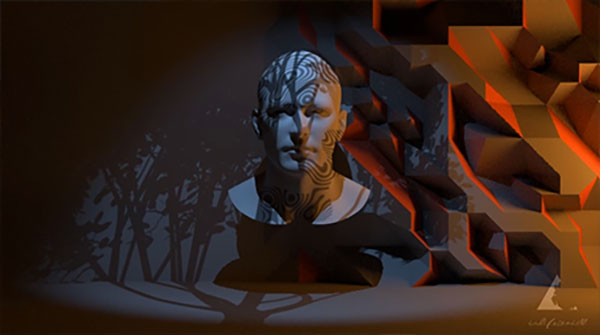 مسترکلاس آرنولد در Cinema 4D