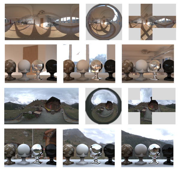 تصاویر HDRI کامپلت پک