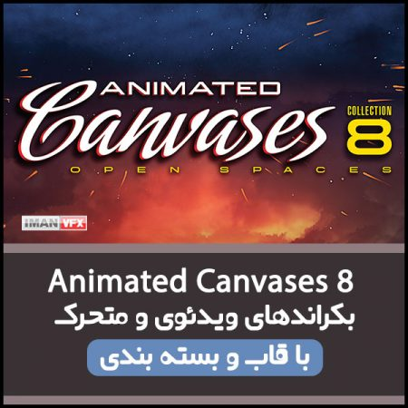 بکراند ویدئویی Animated Canvases 8