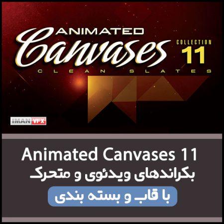 بکراند ویدئویی Animated Canvases 11