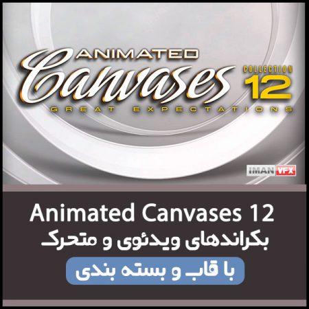بکراند ویدئویی Animated Canvases 12