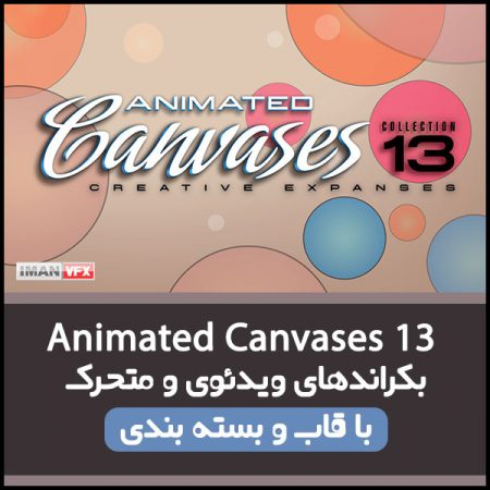 بکراند ویدئویی Animated Canvases 13