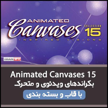 بکراند ویدئویی Animated Canvases 15