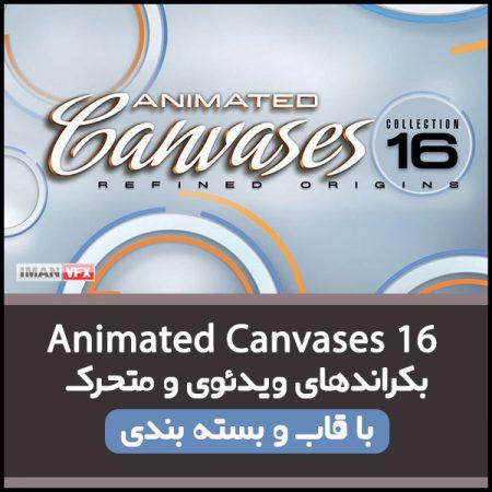 بکراند ویدئویی Animated Canvases 16