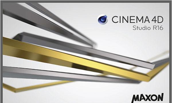 نرم افزار Cinema 4D R16