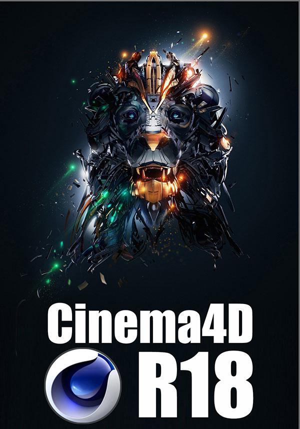 نرم افزار Cinema 4D R18