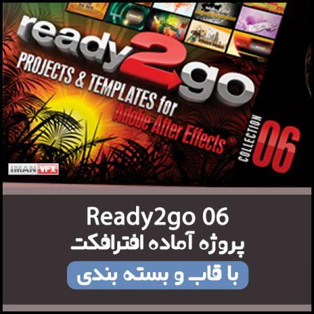 پروژه آماده افترافکت Ready2go 6