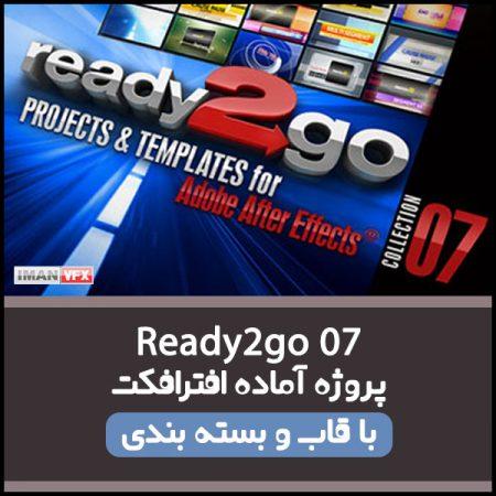 پروژه آماده افترافکت Ready2go 7