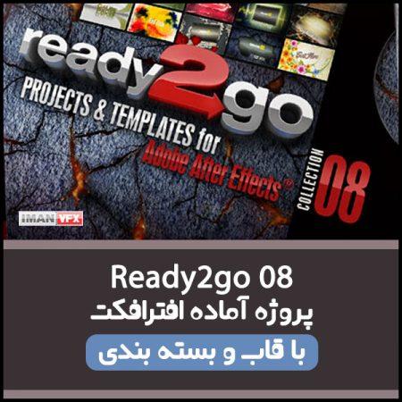 پروژه آماده افترافکت Ready2go 8