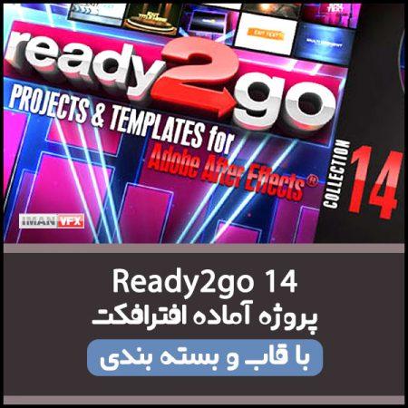 پروژه آماده افترافکت Ready2go 14