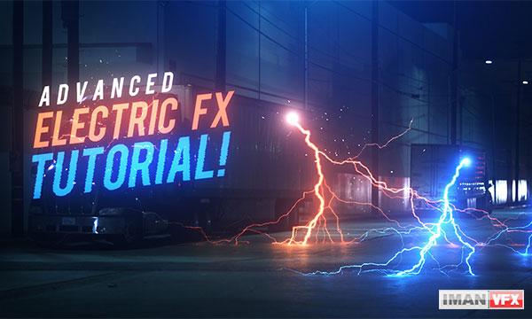 آموزش افترافکت ویدئوکوپایلت Advanced Electric FX