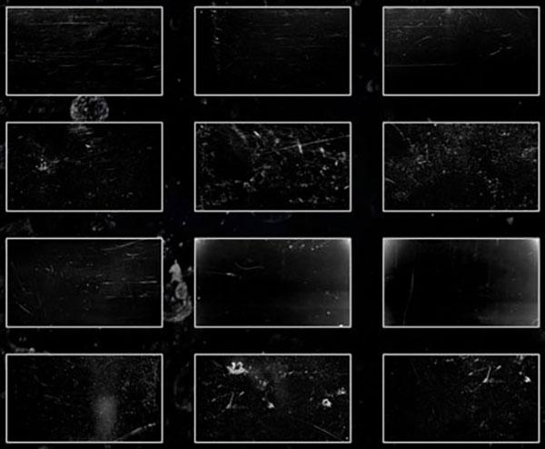 تصاویر خراش و خوردگی و کثیفی لنز دوربین