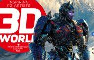 مجله دنیای سه بعدی 3DWorld August 2017