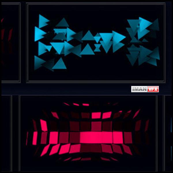 جلوه ویژه لوگو Animated Revealers 2