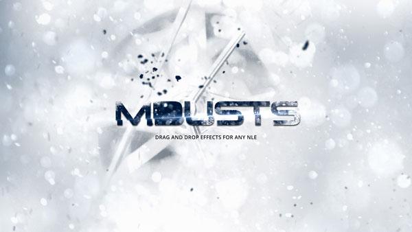 فوتیج mDusts 1 از MotionVFX