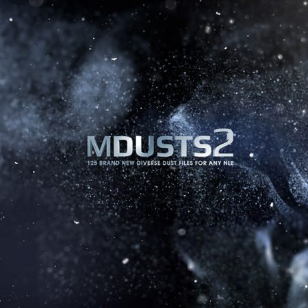 فوتیج پارتیکل mDusts 2 از MotionVFX