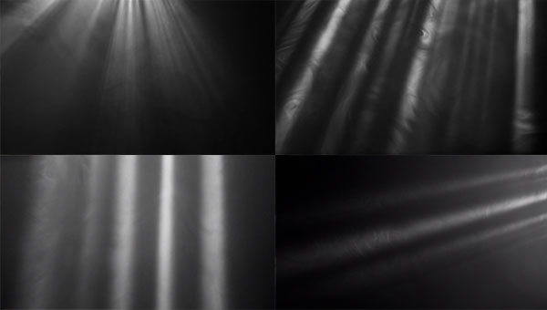 کلیپ اشعه نور mRays از MotionVFX