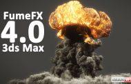 دانلود پلاگین FumeFX 4.1 برای 3ds Max 2018