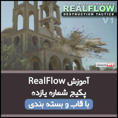 آموزش جامع RealFlow
