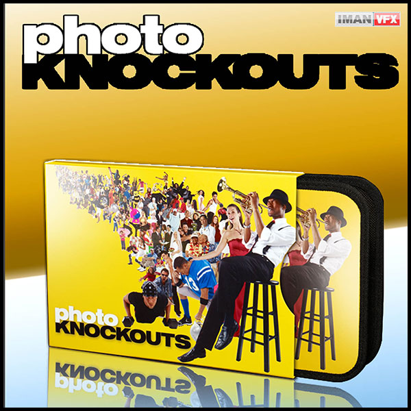 تصاویر گرافیکی Photoknockouts