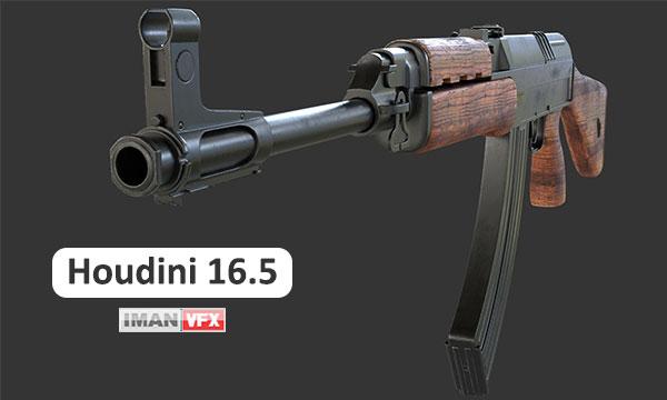 دانلود هودینی HOUDINI FX V16.5.439