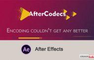 دانلود AfterCodecs v.1.6.0 برای افترافکت