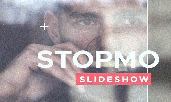 پروژه آماده افترافکت اسلایدشو استاپ موشن