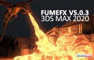 دانلود پلاگین FumeFX 5.0.3 برای 3ds Max 2020
