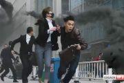 جلوه های بصری فیلم Airpocalypse از CGF