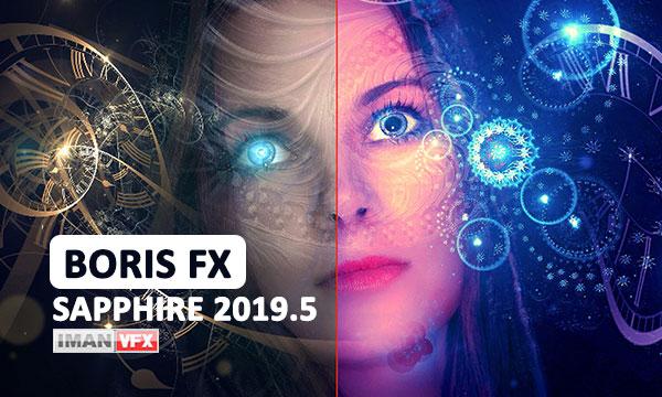 دانلود پلاگین Boris FX Sapphire افترافکت و پریمیر 2019.5