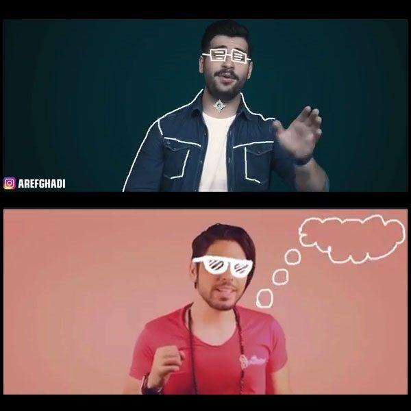 آموزش پریمیر پرو موزیک ویدئو و رسم اشکال