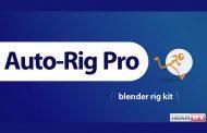 پلاگین AUTO-RIG PRO 3.41.59 برای  BLENDER 2.8