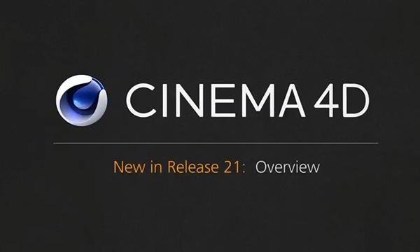 ویژگی های جدید Cinema 4D R21