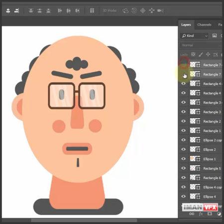 آموزش افترافکت متحرکسازی کاراکتر با Joysticks 'n Sliders