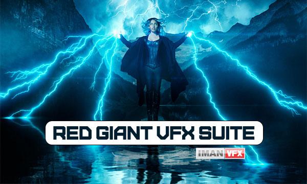 دانلود پلاگین جلوه های ویژه Red Giant VFX Suite v1.0.6