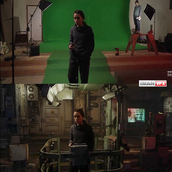 جلوه های ویژه و CGI در Dynamo Dream